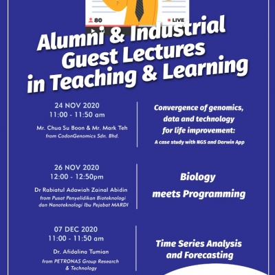 Guest Lecture in Teaching and Learning